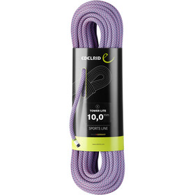 Edelrid Tower Lite Rope 10,0mm x 40m pink icemint